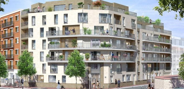 Appartement Neuf A Vendre Vanves Opaline Ogic