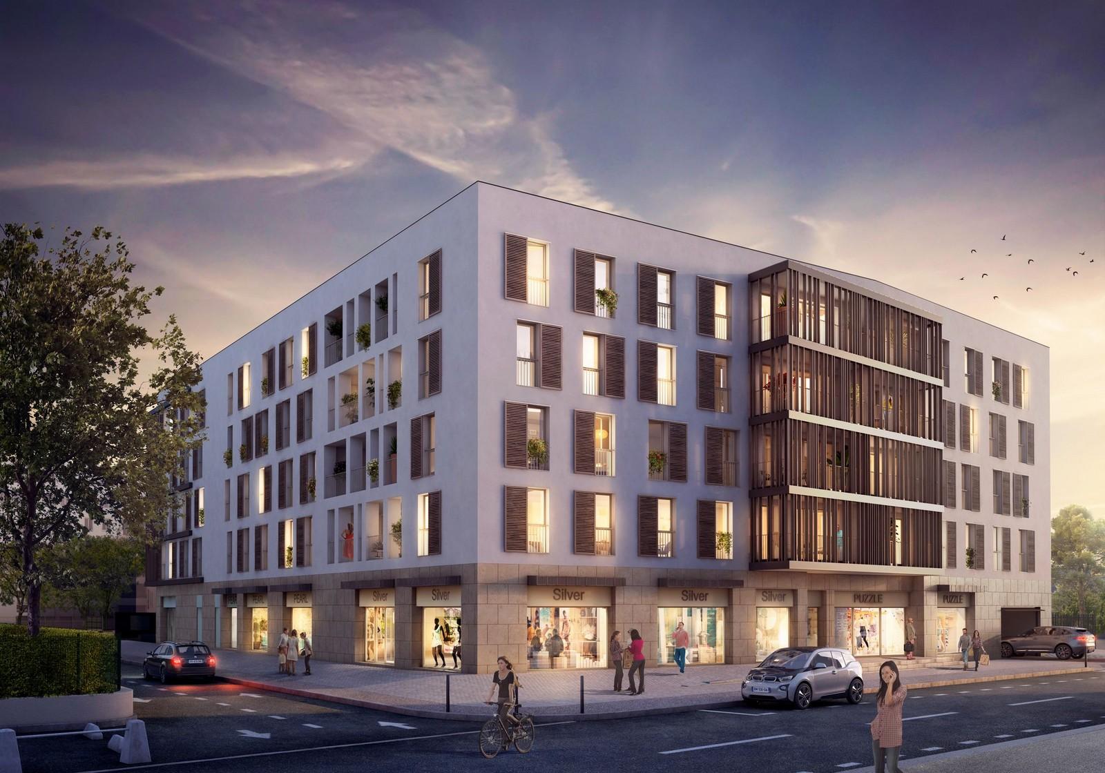 Les Sens Du Bien Etre Chaville appartement neuf à vendre marseille 8 - arbor&sens   ogic