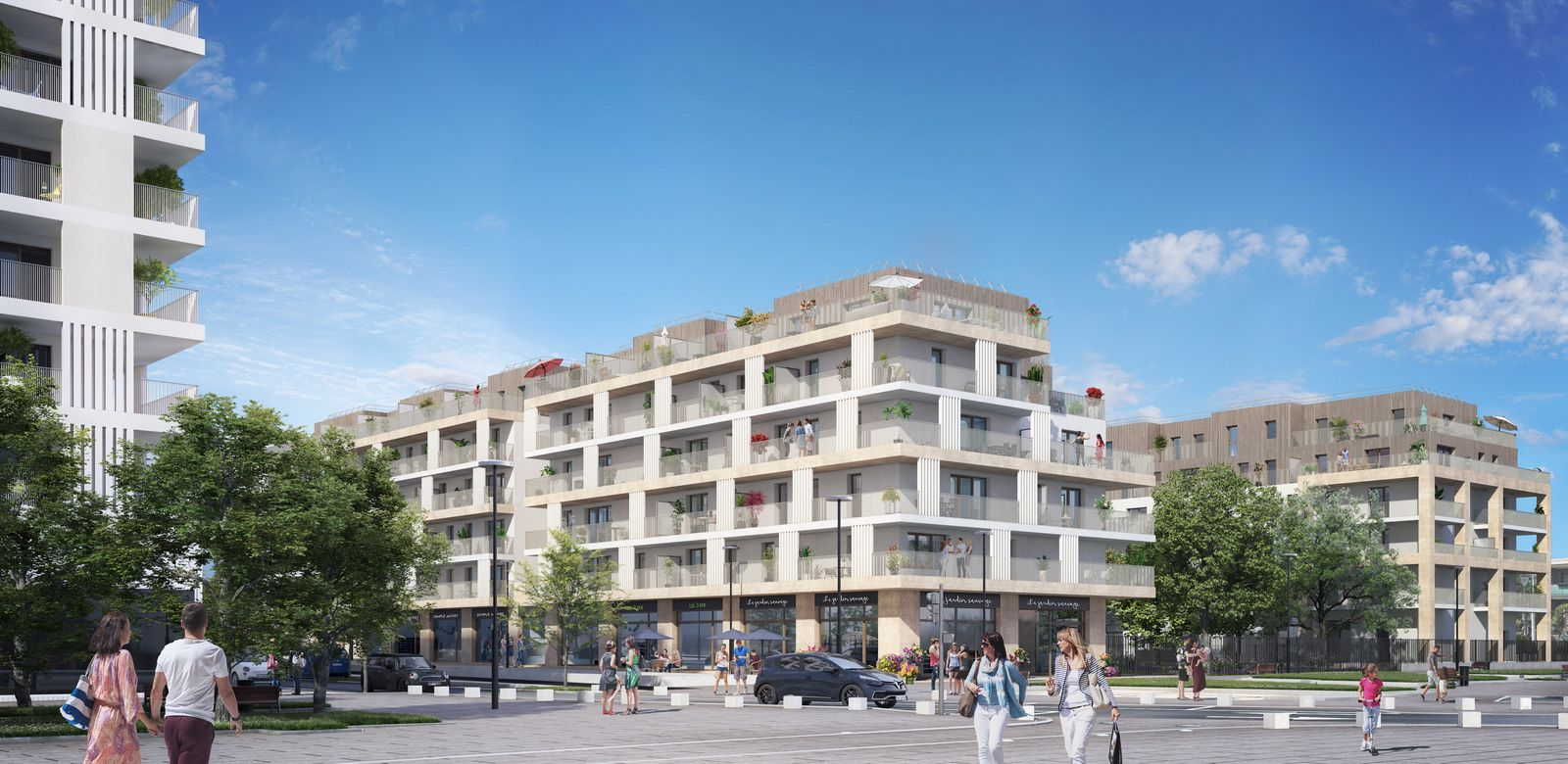 Programme immobilier neuf QUINTESSENCE