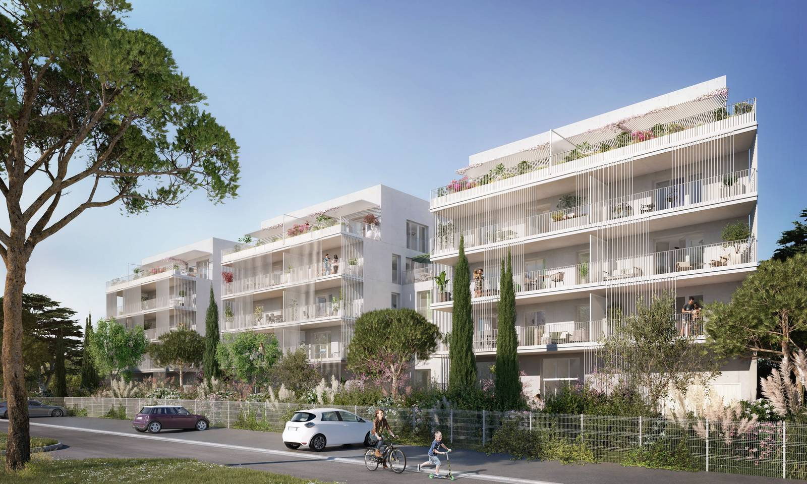 Programme immobilier neuf ÉLOQUENCE